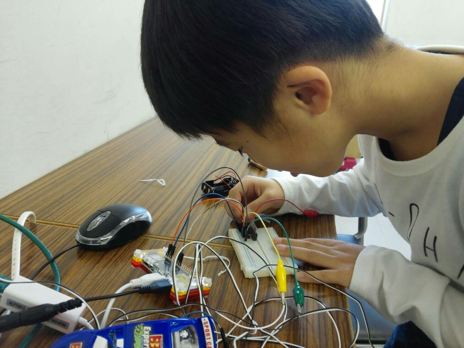 プログラミング的思考,小学生,習い事,福島区,此花区,ラズベリーパイゼロ